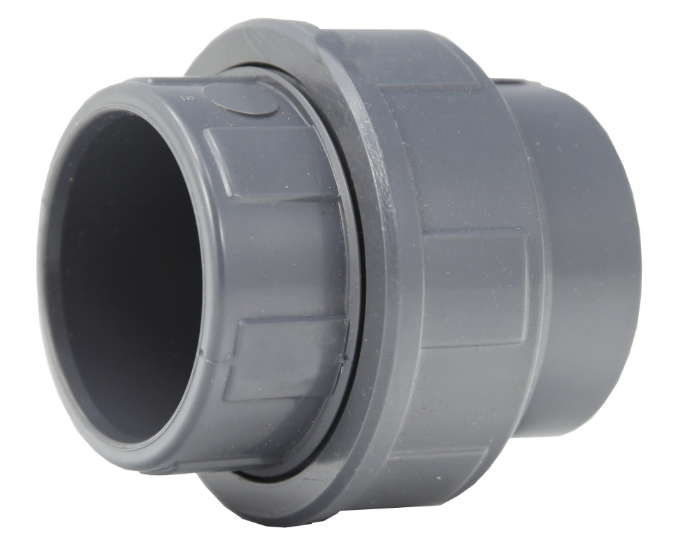 Kupplung 75 mm PVC