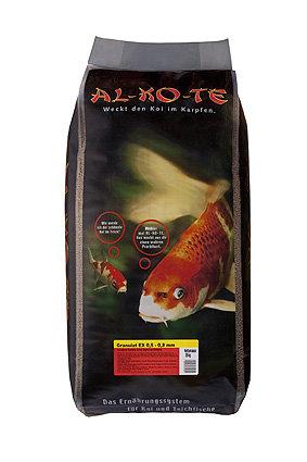 AL-KO-TE Granulat Ex Aufzuchtfutter 0,2-0,3 mm in 0,6 kg