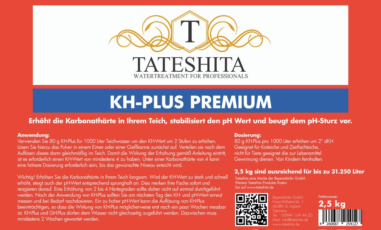 Tateshita KH-Plus Premium 2,5 Kg