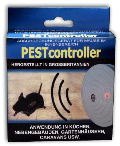 Mäuseabwehr Pestcontroller