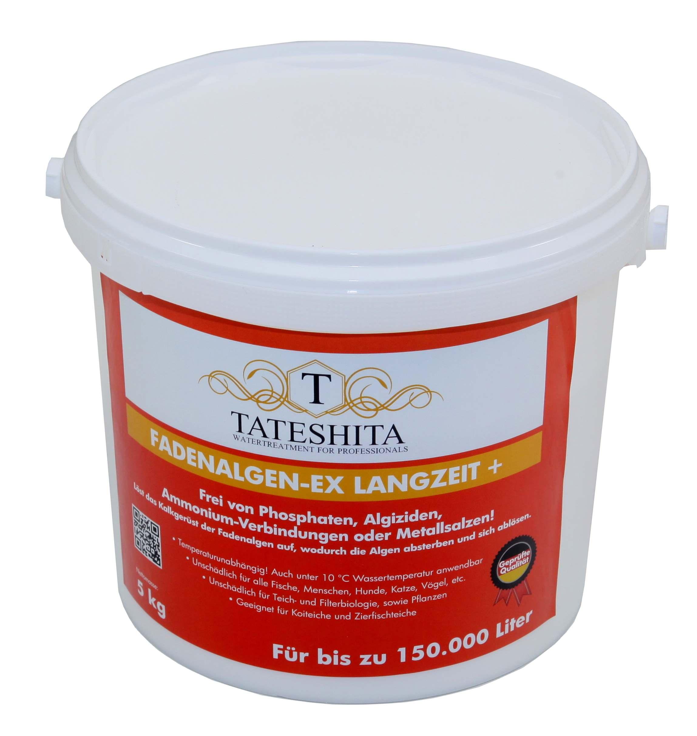 Tateshita Fadenalgen-EX LANGZEIT + 5 kg