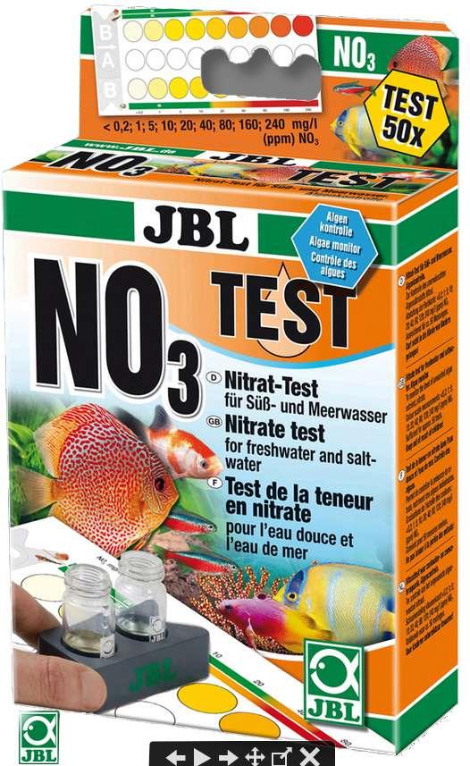 JBL NO3 Nitrat Wassertest