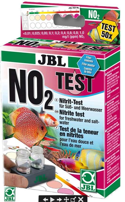 JBL NO2 Nitrit Wassertest