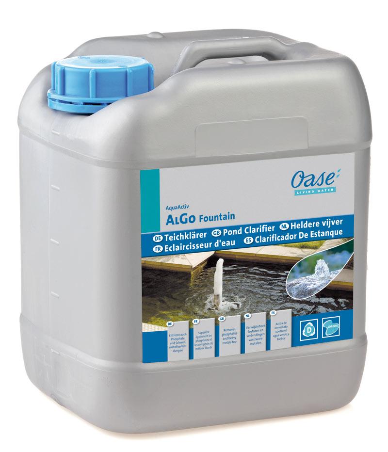 OASE AquaActiv AlGo Fountain 5l