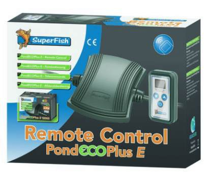 SuperFish Remote Control PondEco Plus E