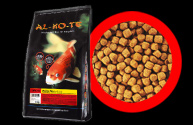 AL-KO-TE Orange 6mm Pellets 13,5kg - Koifutter