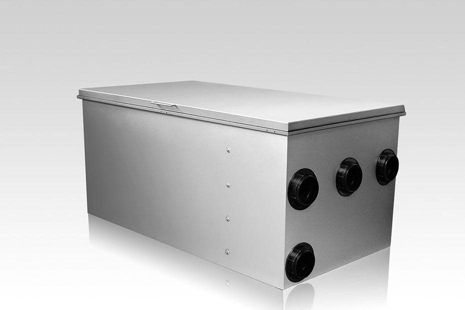 Inazuma IBK-640 Biokammer XL Trommelfilter
