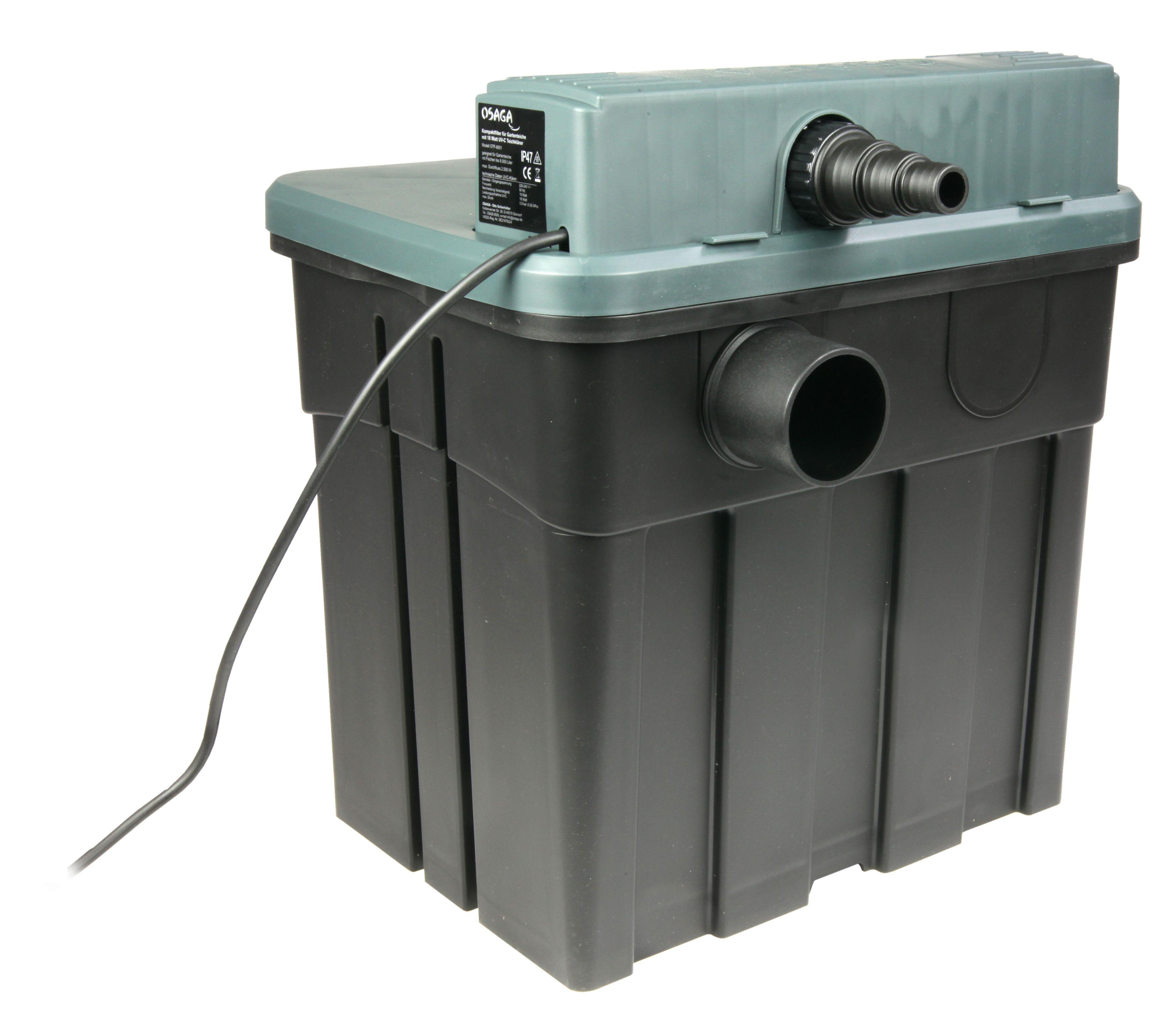 Osaga OTF 8001 - Durchlauffilter