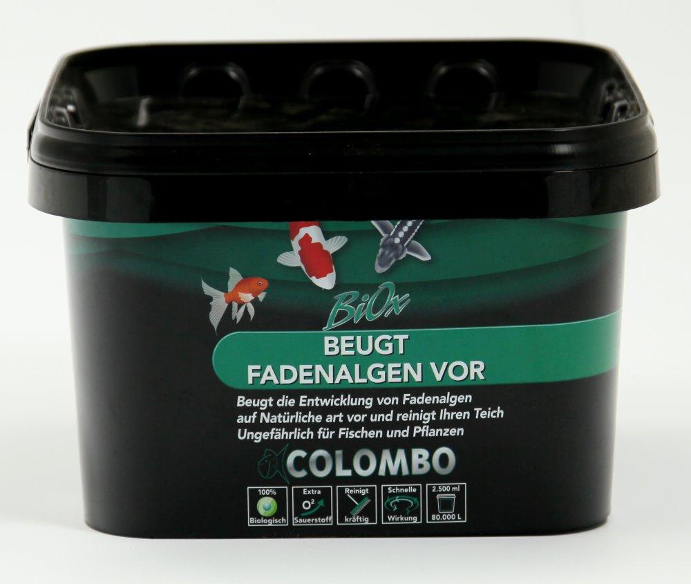 Colombo BiOx 1000 ml reinigt den Teich und bekämpft Fadenalgen