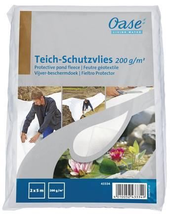 Oase Schutzvlies Teichfolie 200g/m² 2x5m