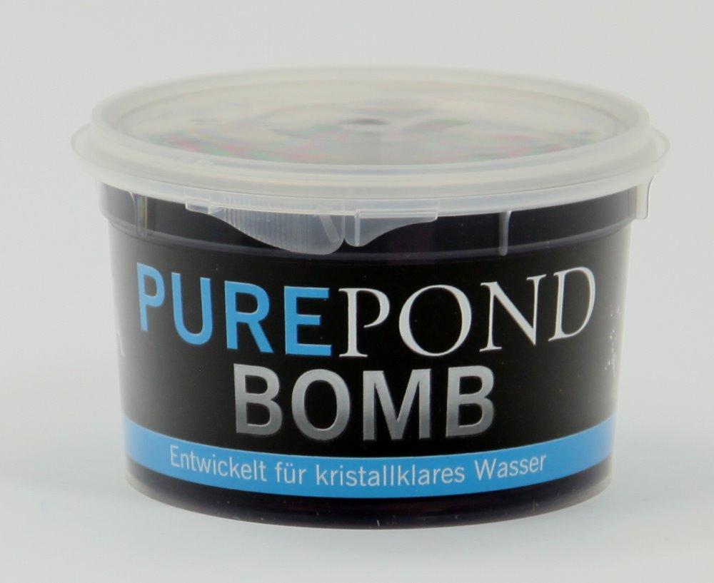 Pure Pond Bomb für 20.000 Liter Filterbakterien in großer Kapsel