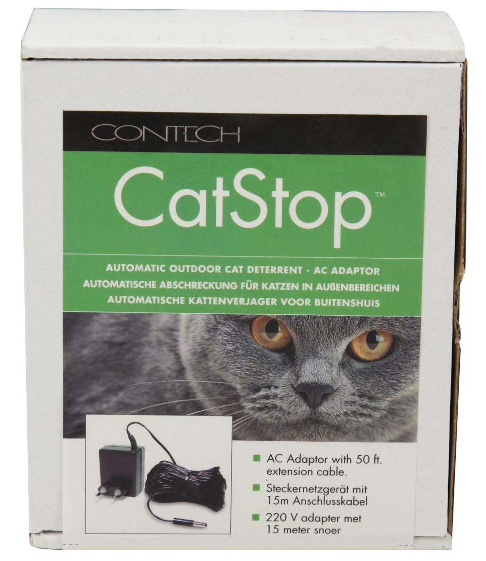 Netzadapter für Cat Stop