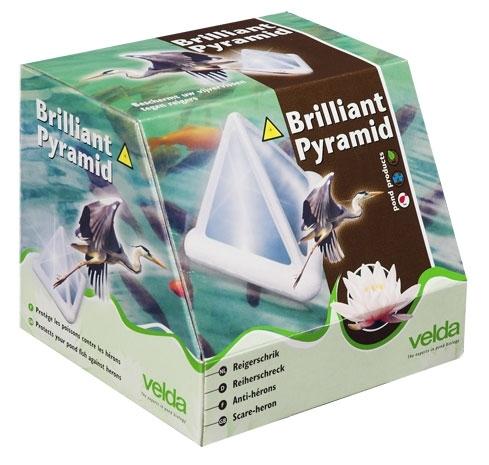 Velda Brilliant Pyramid - Reiherstop