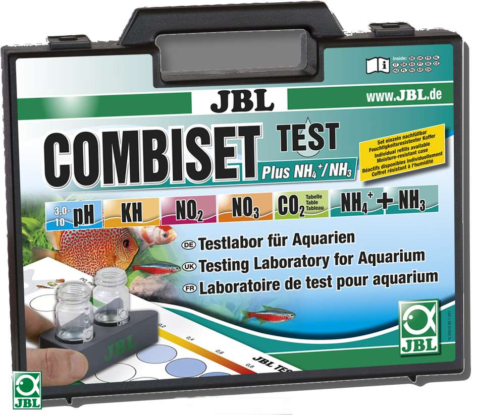 JBL Wassertest Combi Set Plus NH4