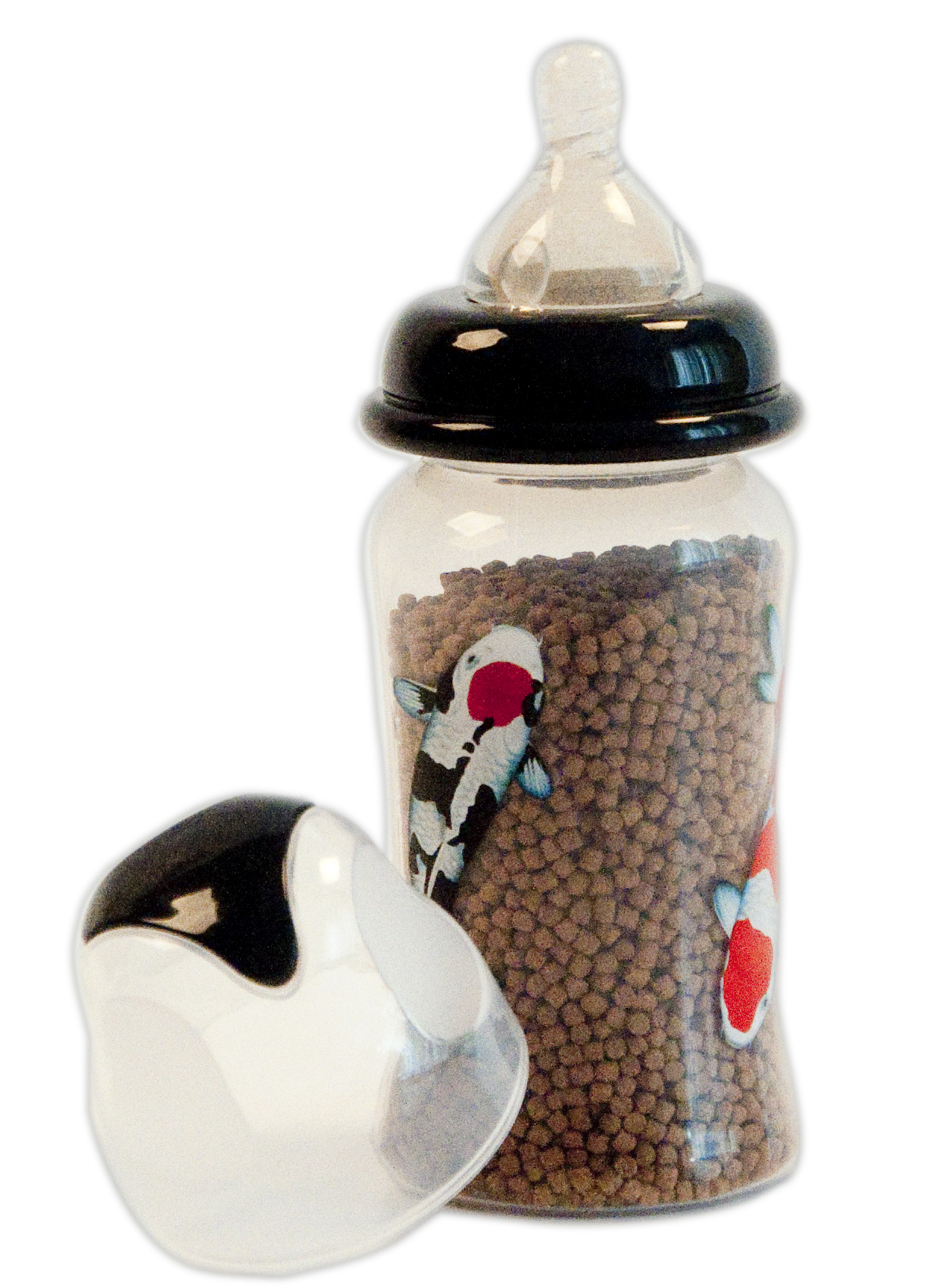 Velda Fish Feeding Bottle Fischfutterflasche
