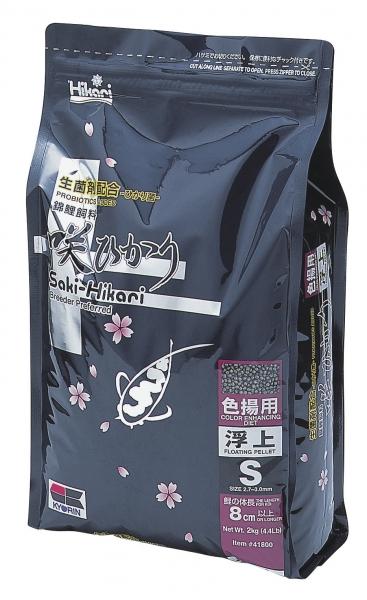 Saki Hikari Balance medium Pellets 5kg