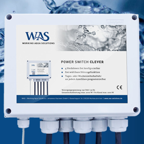 Working Aqua Solutions - Power Switch Clever Stromsteuerung
