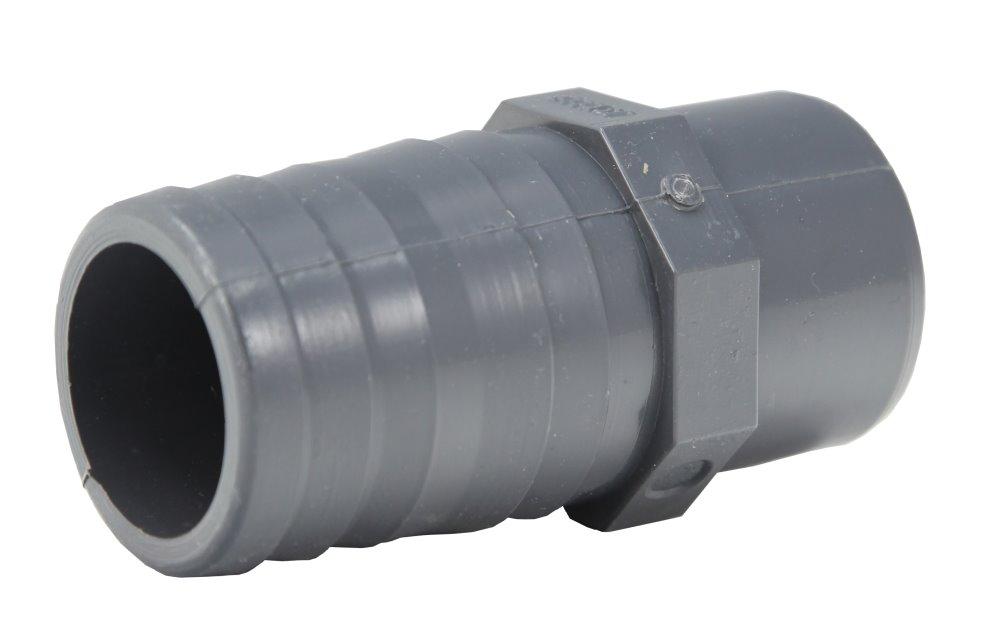 Schlauchtülle 50 mm PVC
