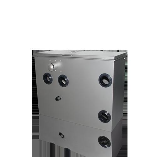 Inazuma Trommelfilter aus Edelstahl ITF-30 Biokompakt MK III