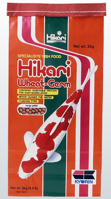 Hikari WheatGerm large Pellets 2kg