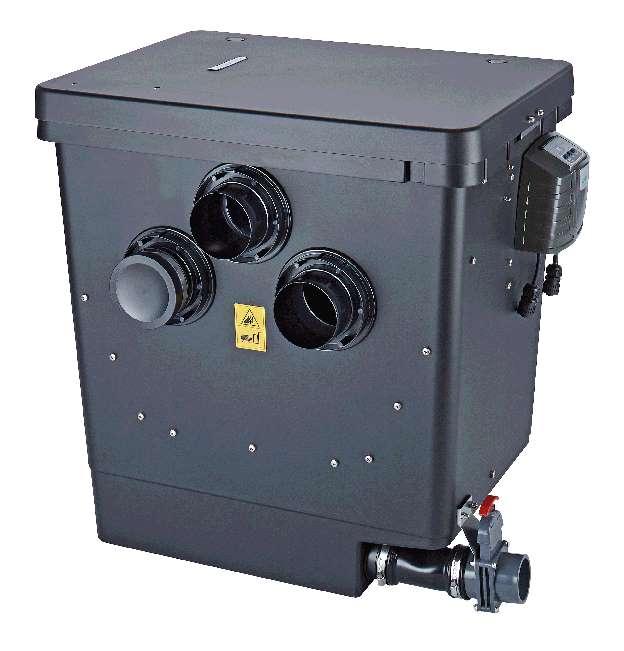 Oase ProfiClear Premium Compact Gravitation - Trommelfilter