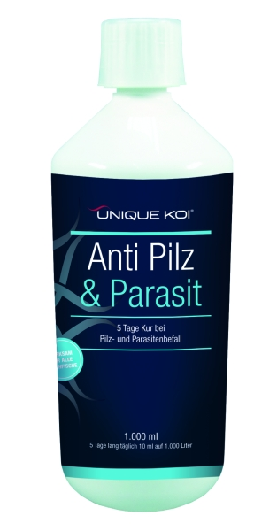 Unique Koi Anti Pilz & Parasit 500ml