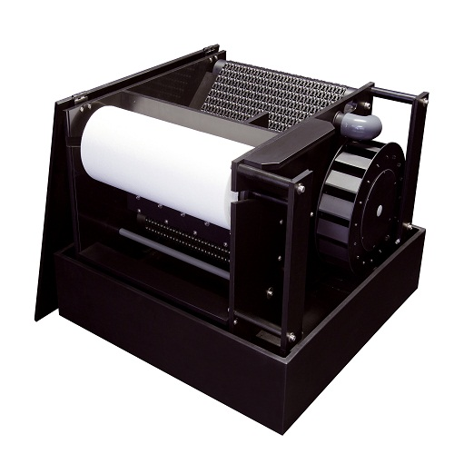 Genesis EVO ECO 500 gepumpt - Vliesfilter