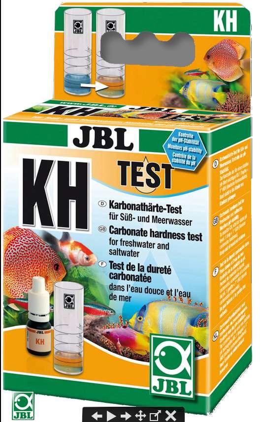 JBL KH Wassertest