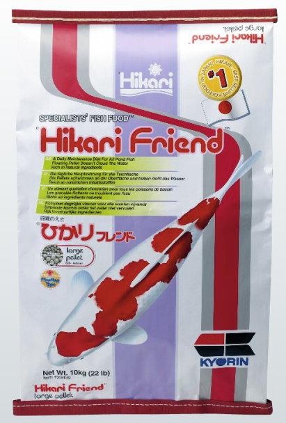 Hikari Friend large Pellets 10kg