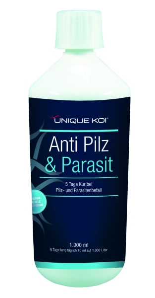 Unique Koi Anti Pilz & Parasit 1000ml