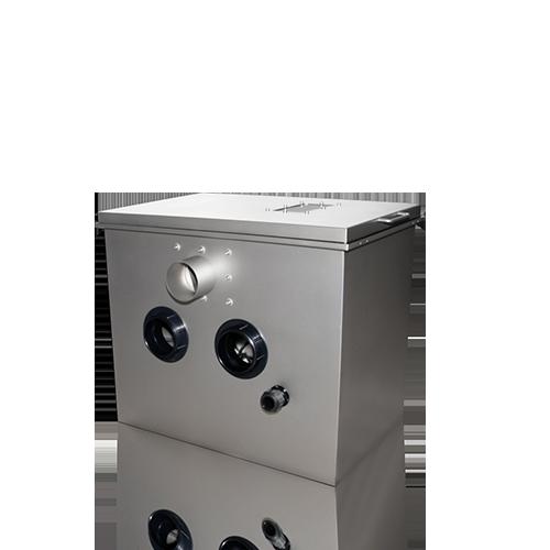 Inazuma Trommelfilter aus Edelstahl ITF-30 MK III