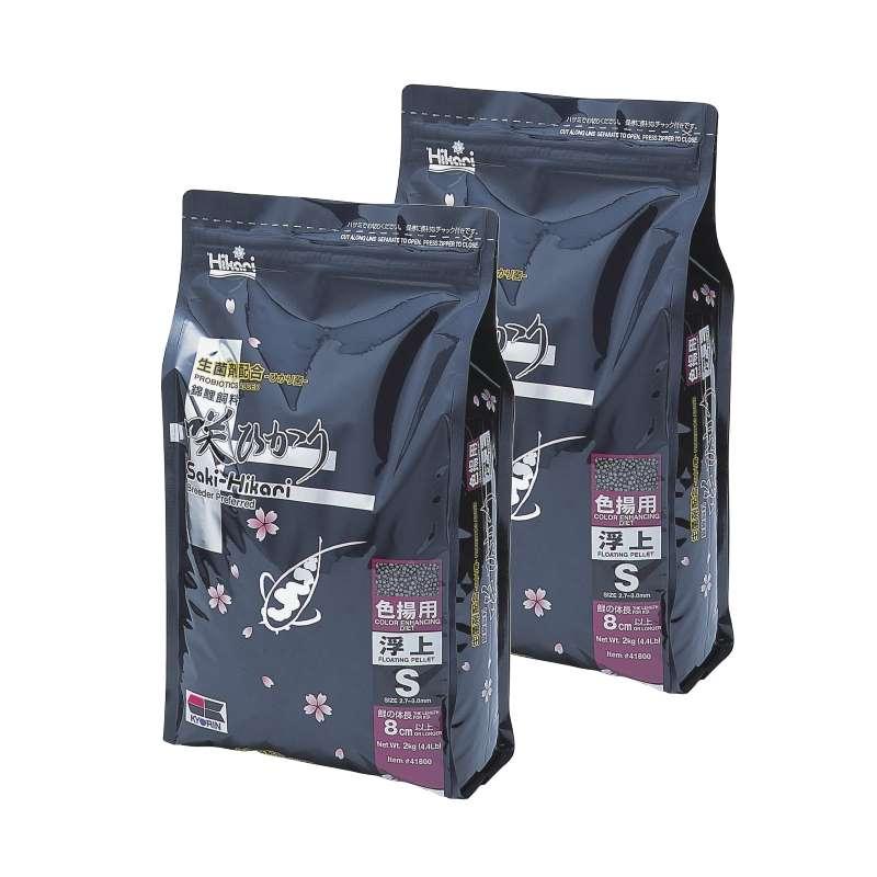 Saki Hikari Balance medium Pellets 2x5kg=10kg