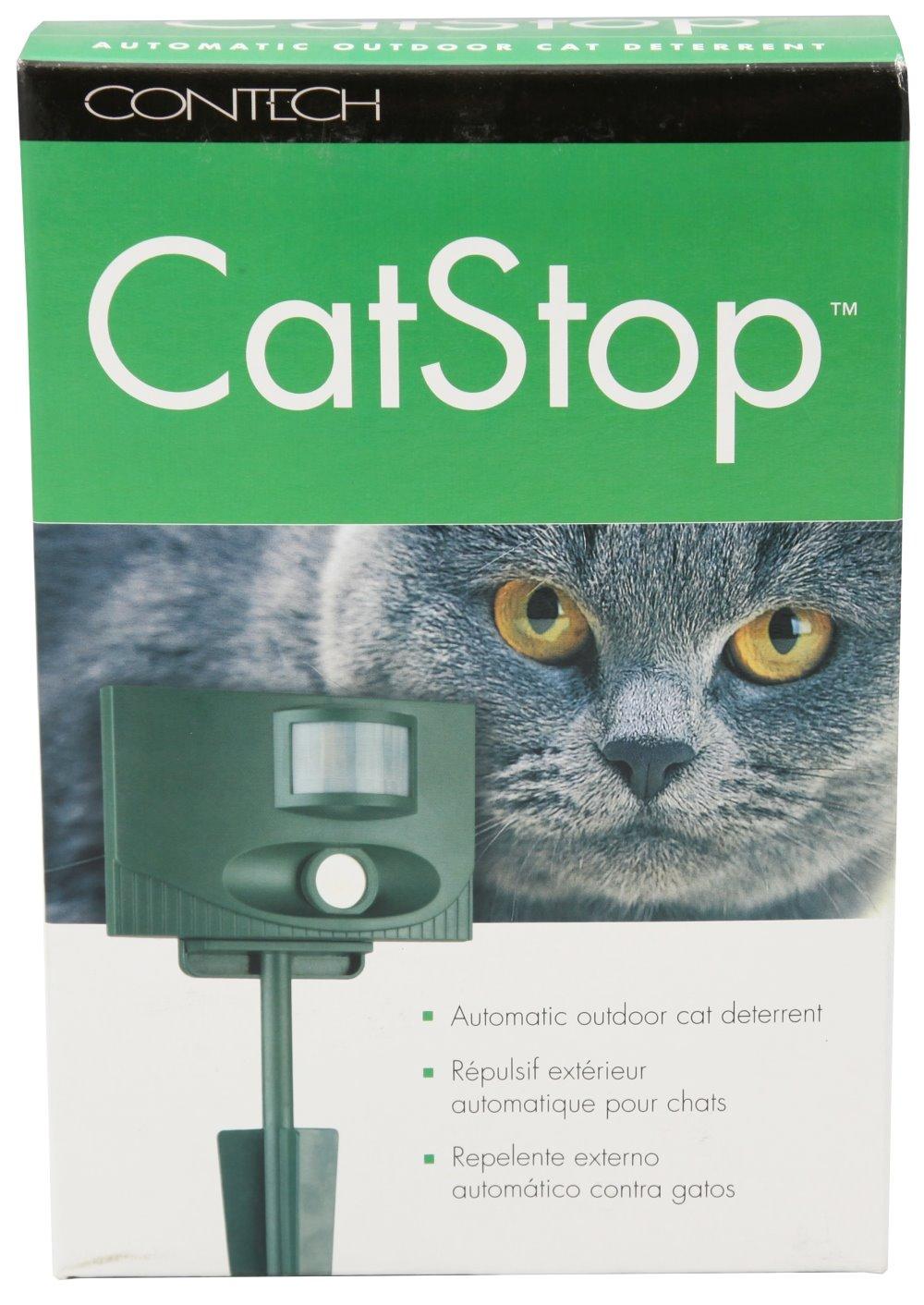 Katzenschreck Cat Stop auf Ultraschallbasis