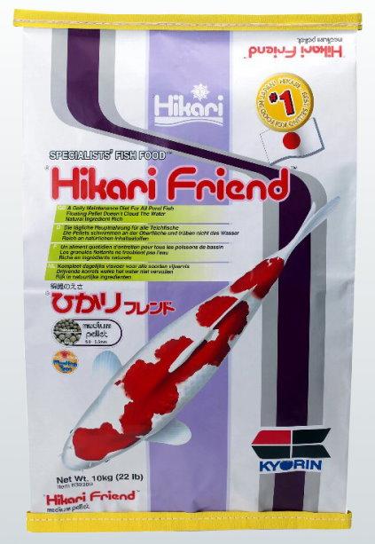 Hikari Friend medium Pellets 10kg